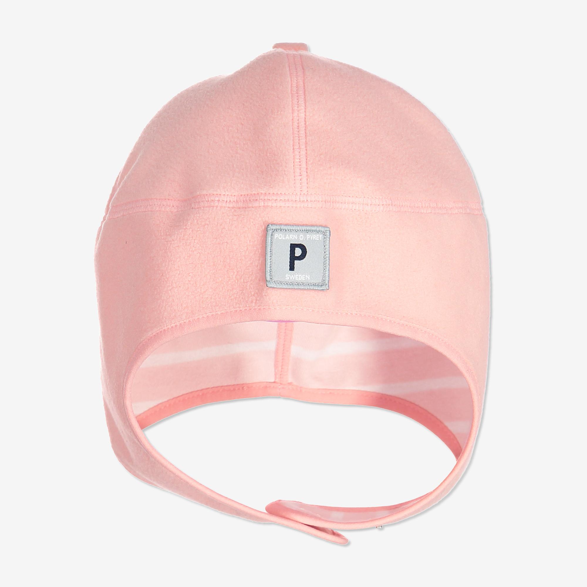 Vauvan windfleece-hattu roosa  a773848324