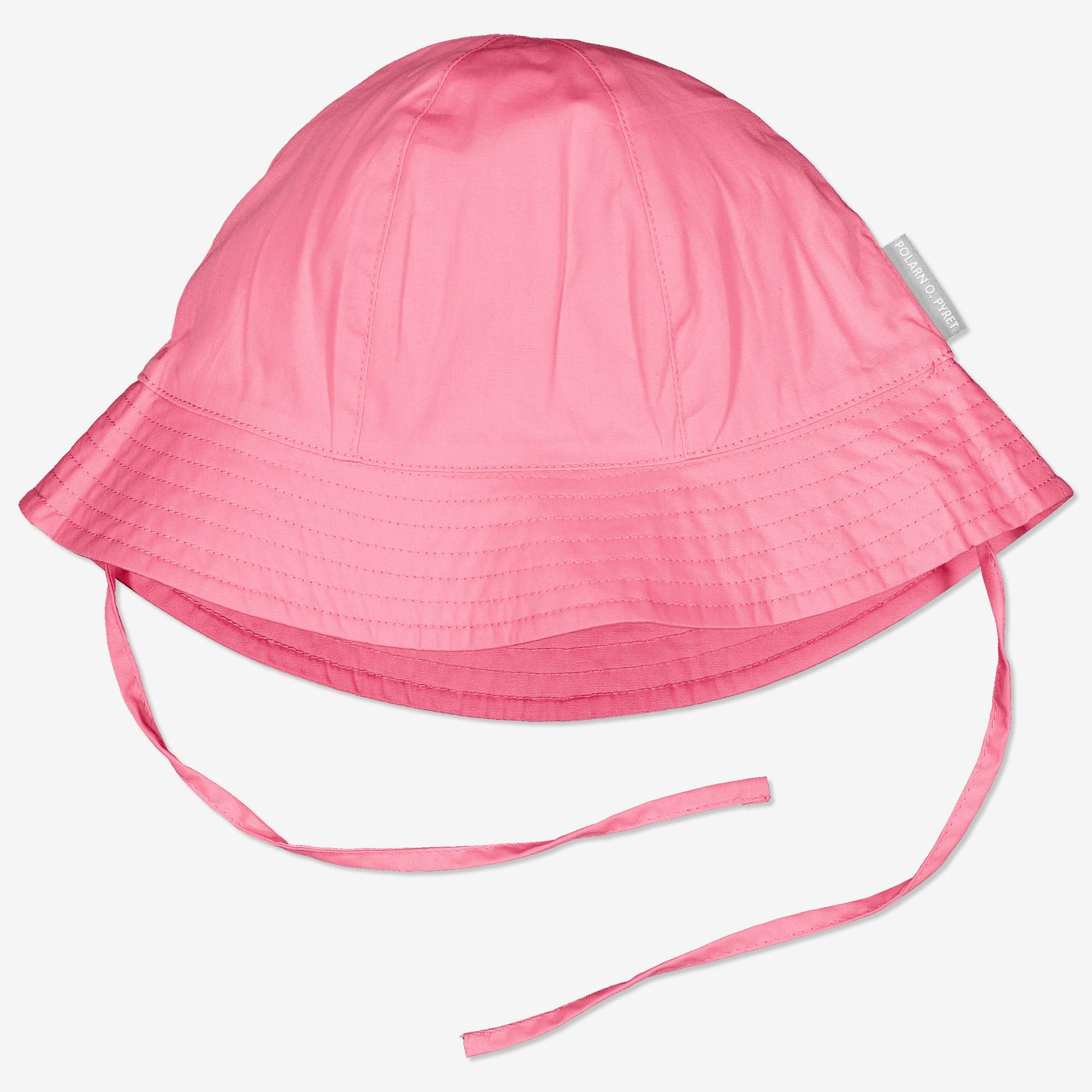 Vauvan aurinkohattu uv-suojalla pinkki 091b97b245
